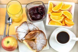 хотелска закуска