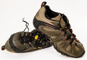 обувки а туризъм