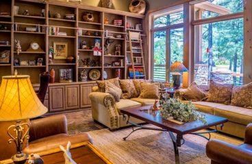 Как да променим интериора в дневната?