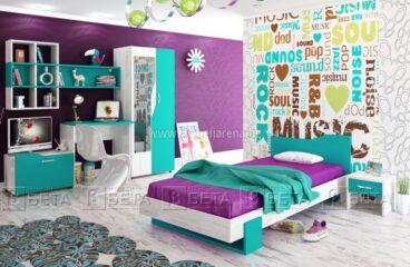 Важни и второстепенни мебели, които са нужни за детската стая