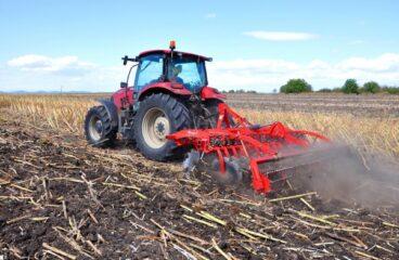 За ефективността от използване на дискови брани в земеделското ви стопанство