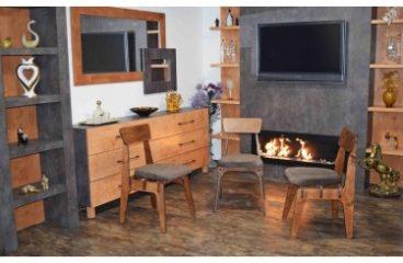 Нашият дом е най-желаната дестинация, в която се чувстваме спокойни и защитени, затова избираме мебели с особено внимание